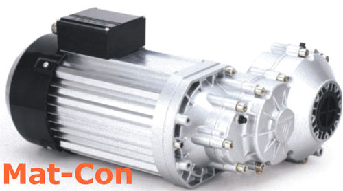 E-Motor 2,5-37KW 48-312V BLDC, +Transaxle differential