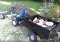 E- Pedal car with 2x 450W gearbox motors - M. Simon