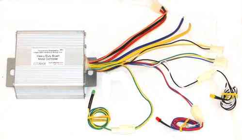 Electric motor controller JLStar Ultipower DC 1000W 36V 50A