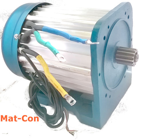electric motor BLDC 48V 3KW 27Nm 3000rpm