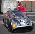 Electric lightweight car -  Leo Sympher Berufskolleg